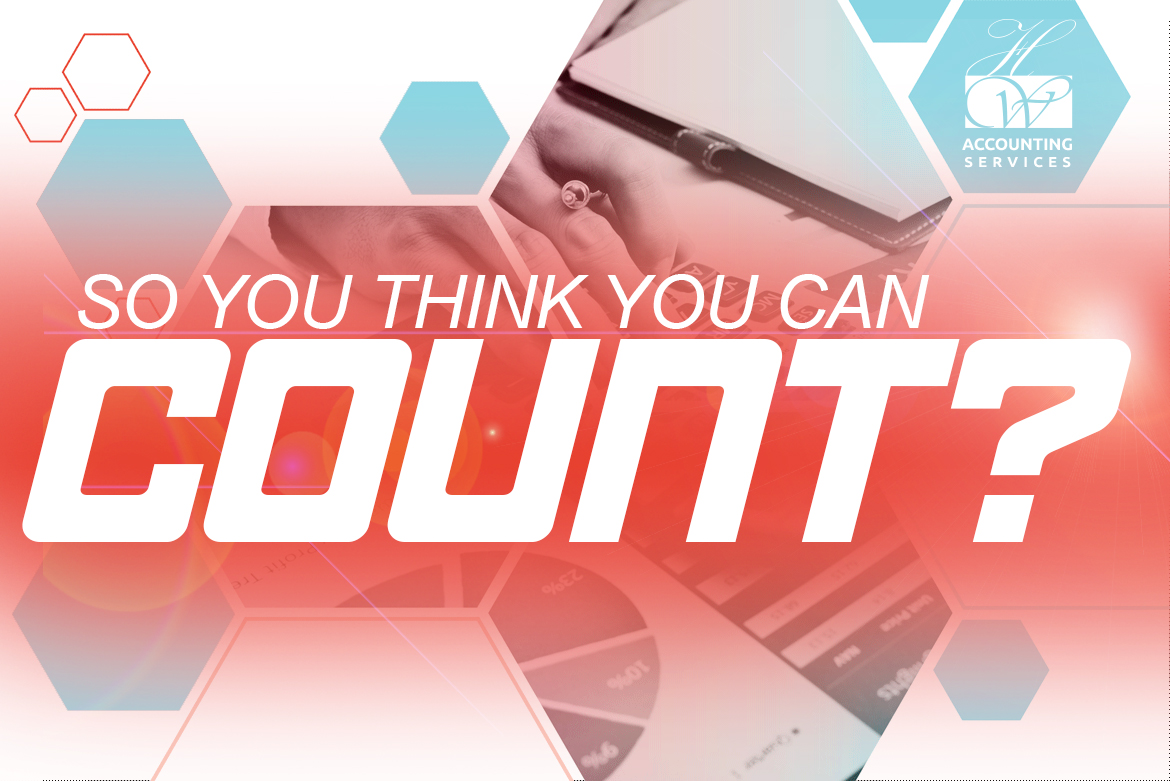 So You Think You Can Count?
